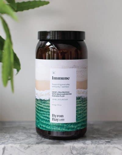 Immune - Hemp protein and Kakadu Plum