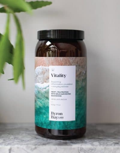Vitality - Hemp protein and Quandong