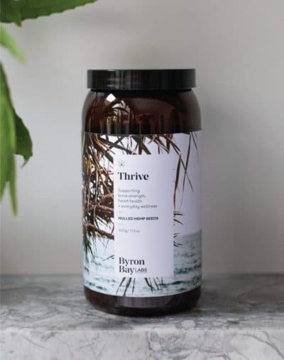 Thrive hemp seed